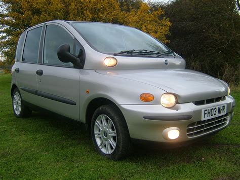 Auto Tuning Verden by Fiat Multipla 2007 Review Amazing Pictures And Images