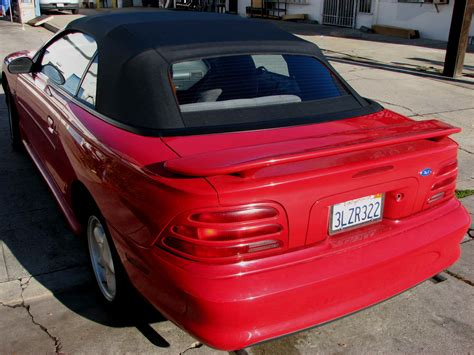 95 ford mustang convertible top mustang tops