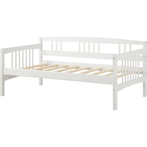 Wood Daybed Frame Great Idea For His New Room Solid Wood Composite Daybed Daybed Frame World Market