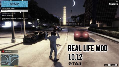 gta v pc game mod real life mod scripts for gta5 9gta5mods com