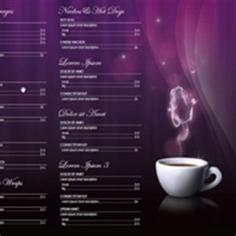 design coffee shop menu layout design a coffee shop menu layout from scratch part 2