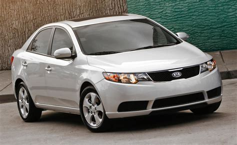 2010 Kia Forte Coupe Car And Driver