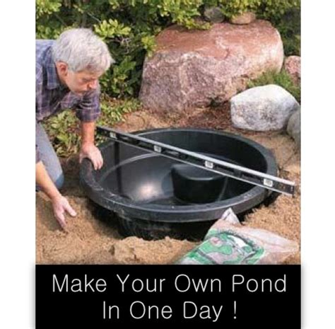 how to make a pond in your backyard build a pond in one day homestead survival