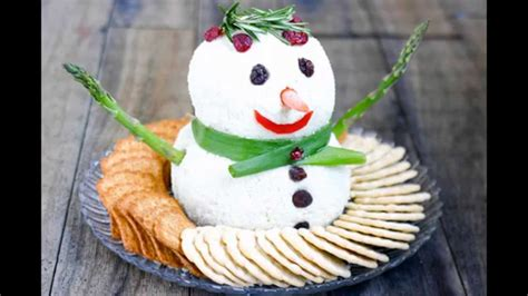 christmas decorated appetizer ideas appetizers ideas