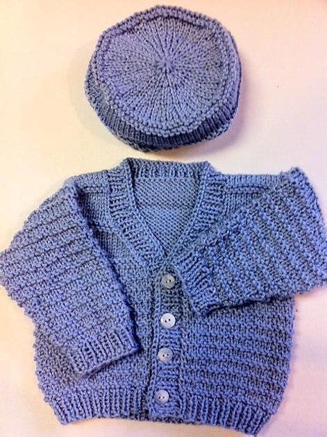 knitting pattern baby jersey bottom up blue boy knitting pattern by madunaier