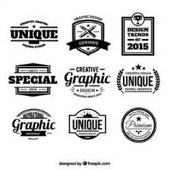 pack of elegant ornamental logos vector free download