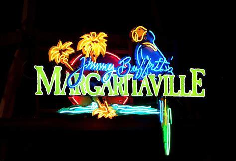 Lighted Iphone Case Margaritaville Neon Sign Painting By Melinda Saminski