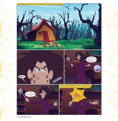 witch into the outside volume 1 books buy chhota bheem the witch gets bored vol 100 comic