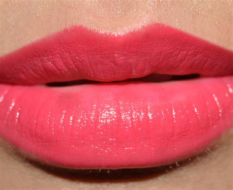 wet  wild hot paris pink silky finish lipstick review  swatches