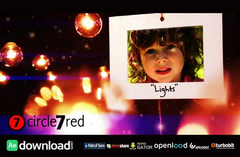 lights after effects project videohive free download