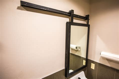 the spencer companies bathroom mirrors porter barn wood
