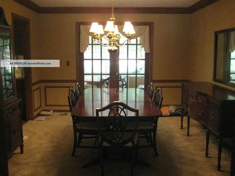 duncan phyfe dining room set 174 best images about duncan phyfe on pinterest antiques
