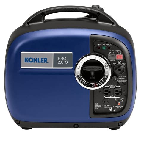 kohler 2 000 watt gasoline powered portable