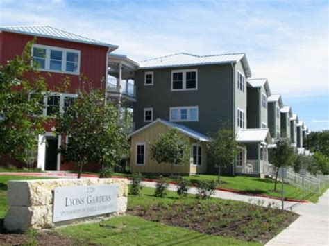 lyons gardens senior housing austin texas jose i