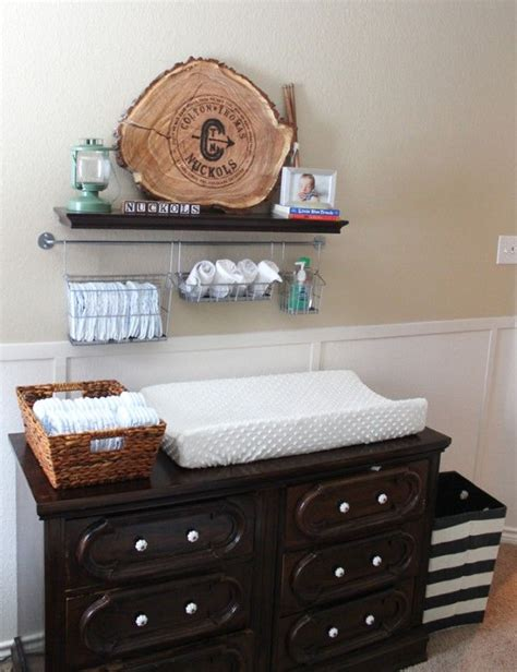 Hanging Changing Table Colton S Nursery Nursery Changing Tables Hanging Baskets And Change Tables
