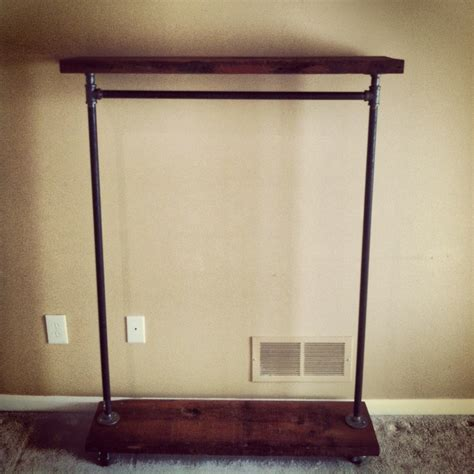 Garment Rack With Top Shelf by Industrial Garment Rack With Top Shelf 42 By
