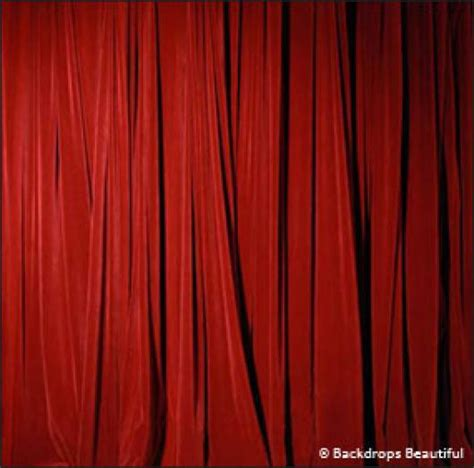red drapery drapes red half backdrop 2 backdrops beautiful