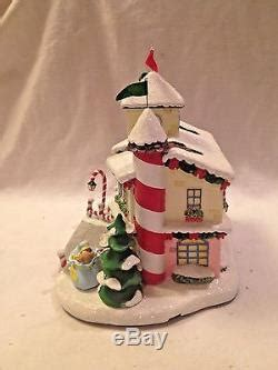hawthorne village rudolph s christmas town charlie s toys
