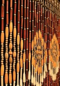 wood curtain wood beaded curtains beaded curtains pinterest