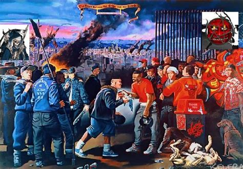 crip shootings bloods vs crips picture history
