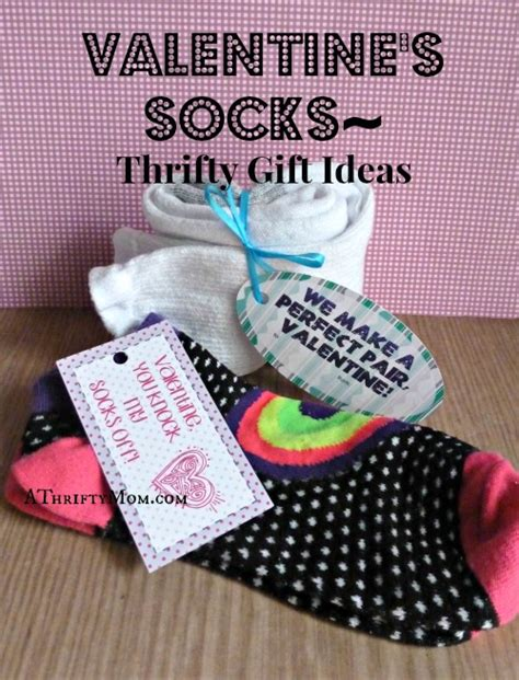 More Valentines Gift Ideas by S Socks Thrifty Gift Ideas A Thrifty