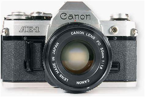 Kamera Canon Ae 1 modern classic slr series canon ae 1