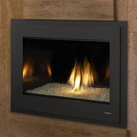 Modern Gas Fireplace Heat Glo 8000 Modern Gas Fireplace Encino Fireplace