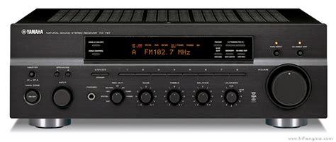 yamaha rx  manual amfm stereo receiver hifi engine