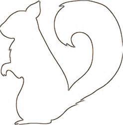 squirrel template free coloring pages art coloring pages