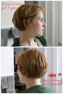 fgrowing hair from pixie to bob unspeakable visions the pixie cut series part 3 growing