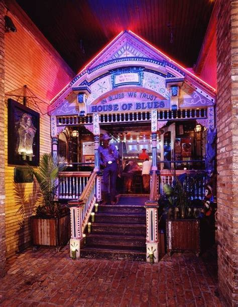 New Orleans House Of Blues by House Of Blues New Orleans Oh The Places I Ve