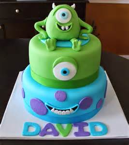 creative cakes by lynn monsters university cake