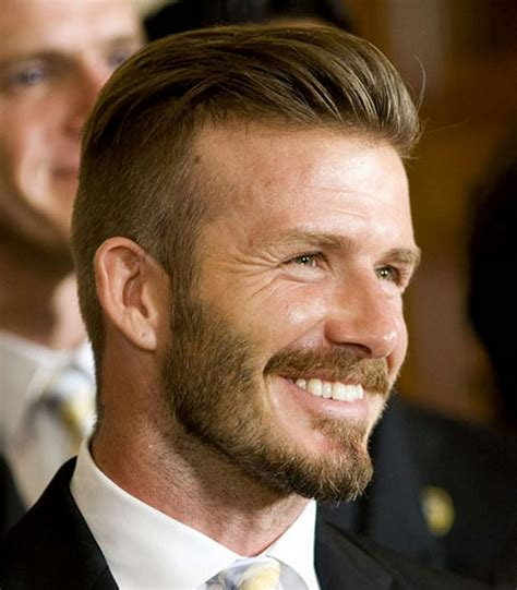 cool short male hairstyles undercut hairstyle david beckham