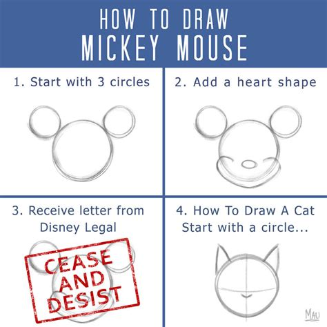 How To Draw An Owl Meme - mickey mouse how to draw an owl know your meme