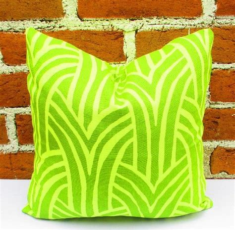bright green pillows 23 best images about lime green decorative pillows on