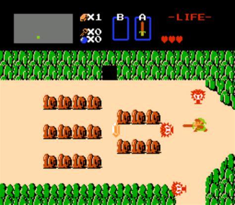 legend of zelda map nintendo power the legend of zelda game giant bomb