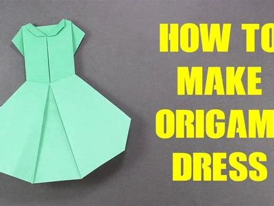 How To Make An Origami Dress - origami how to make a three dimensional japanese lotus