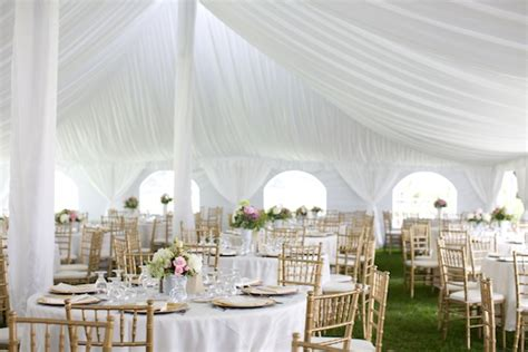 Wedding Reception Tent Chicago Wedding From Simply Photography
