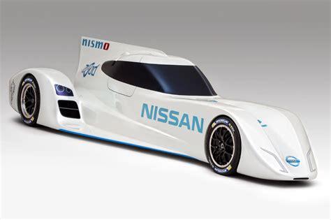 zeod rc nissan nissan unveils electric zeod race car for 2014 le mans