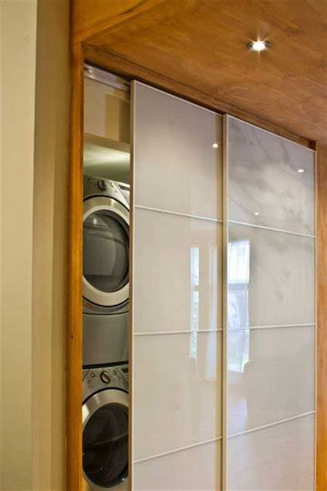 How To Hide A Closet Door 25 Ideas To Hide A Laundry Room Doors Laundry Closet And Glass Doors