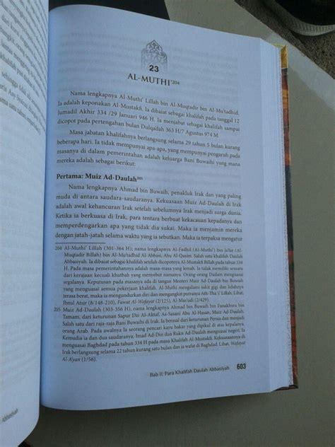 Runtuhnya Dinasti Wang Buku 1 Dan Buku 2 buku bangkit dan runtuhnya daulah abbasiyah toko muslim title