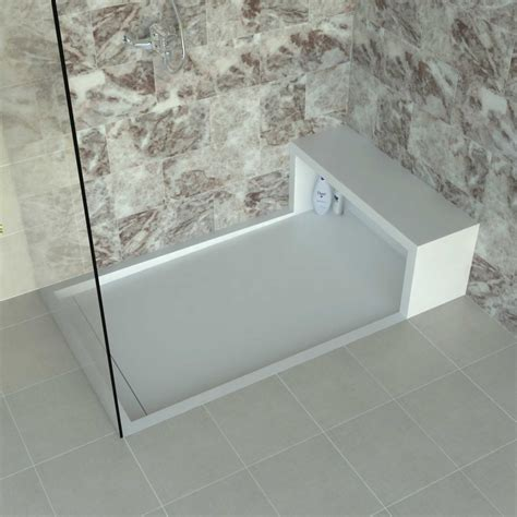 Shower Base With Bench by Rohe B 228 Nk Shower Base With Bench
