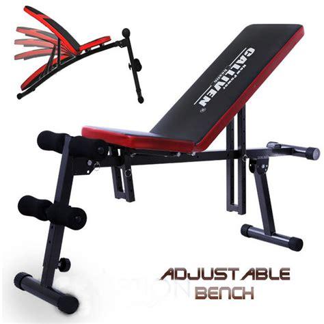 multifunctional exercise bench multifunctional flat incline decline adjustable fib