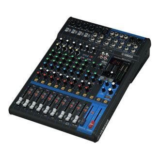 Mixer Yamaha Mg 12 Xu mg12xu mg series xu model analog mixers mixers live sound products yamaha united