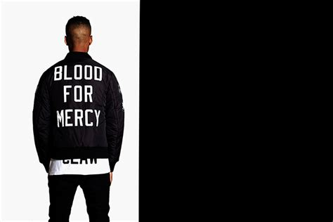 Kaos T Shirt Yellow Claw Blood For Mercy Amsterdam Reove Store daily paper x yellow claw blood for mercy capsule