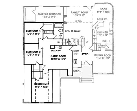 new england floor plans hibbard new england style home plan 130d 0028 house