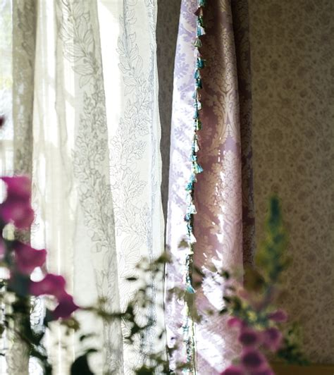 romantische gordijnen droomhome interieur woonsite