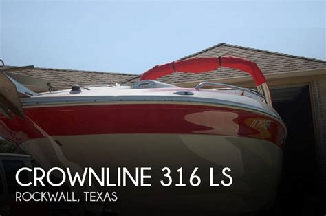 a to z ls lewisville used crownline boats for sale in texas united states