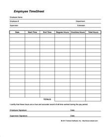 Employee Time Sheet Template by Employee Time Sheet Www Imgkid The Image Kid Has It
