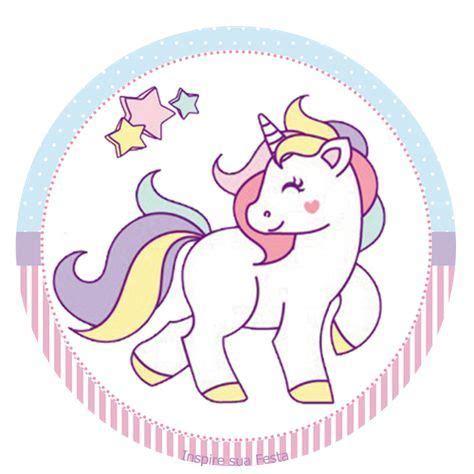unicornios en imagenes unic 243 rnio kit festa gr 225 tis para imprimir inspire sua